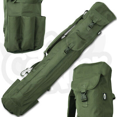 NGT Carp Coarse Fishing Tackle Open Top Quiver / Slider Umbrella / Rod Holdall