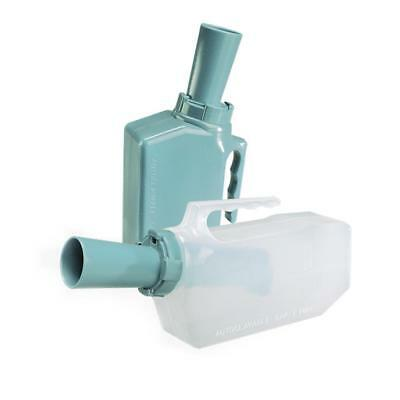 Spil-Pruf® Urinal Bottles - Prevent spills and reduce odour, the unique patented