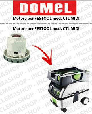 CTL MIDI  vacuum motor for vacuum cleaner FESTOOL