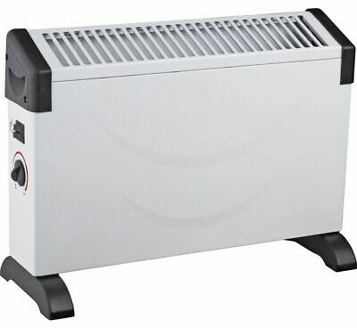 Simple Value 2kW Convector Heater White RRP 23.99 lot GD 4152181