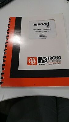 Armstrong Blum 2125/2150 Operation, Install, Safety & Maintenance Manual