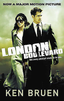 London Boulevard by Ken Bruen (Paperback) New Book