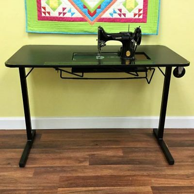 Singer Featherweight Sewing Machine Heavyweight Table by Arrow