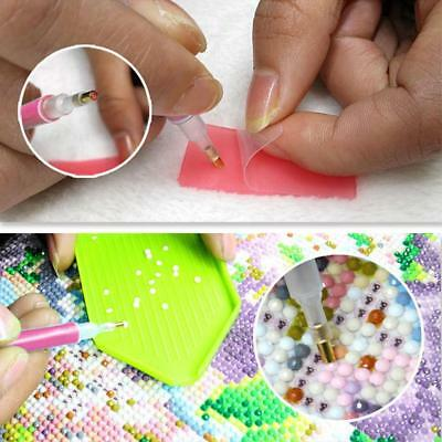 5D Embroidery Pen DIY Diamond Painting Cross Stitch Tools Accessories Kit Set