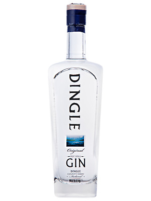 Dingle Original Pot Still Gin 700mL bottle London Dry Gin