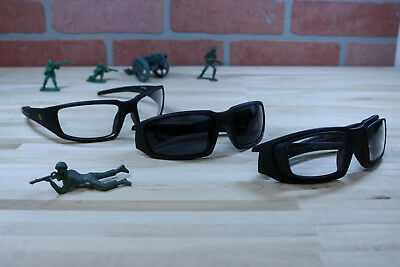 Tactical Rx Shooting / Safety glasses - Little Bear frames clear or gray lenses