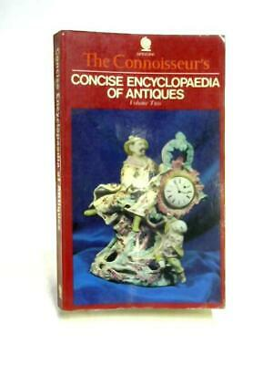 Concise Encyclopaedia of Antiques, Volume Two (Dennis Thomas - 1969) (ID:38484)