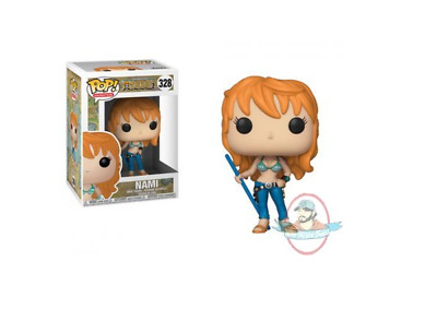Pop! Anime One Piece Series 2 Nami #328 Vinyl Figure Funko