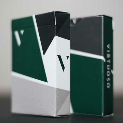 Virtuoso Playing Cards Fall Winter 2017 Edition Cardistry Deck