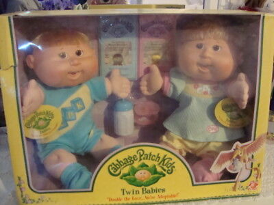Cabbage Patch Kids Twin Babies