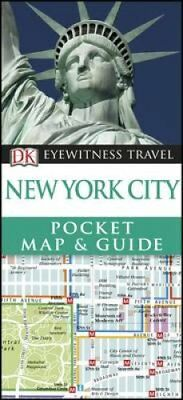 New York City Pocket Map and Guide by DK 9780241209318 (Paperback, 2016)