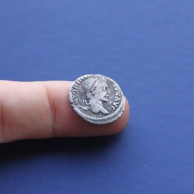 Imperial Roman Silver Coin Denarius Unresearched / Unidentified