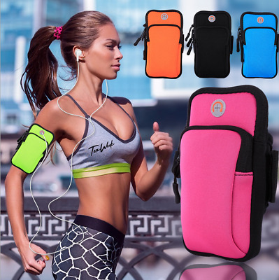 Sports Gym Running Armband Exercise Case for Apple iPhone8 Arm Band Pouch Bike