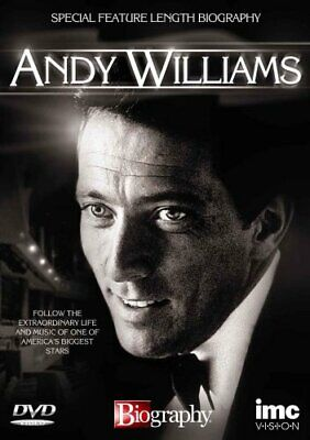 Andy Williams [DVD] - DVD  XQVG The Cheap Fast Free Post