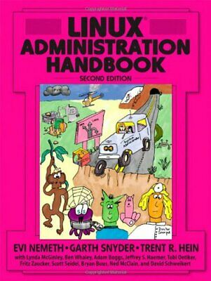 Linux Administration Handbook by Hein, Trent R. Book The Cheap Fast Free Post