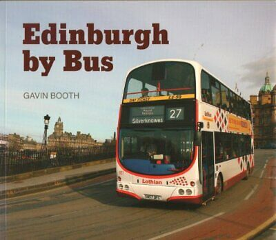 Edinburgh by Bus by Gavin Booth Book The Cheap Fast Free Post