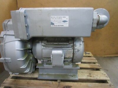Eg&g Rotron Dr14Bh72Mw 20Hp Regenerative Blower 230/460V 3Ph 1050Cfm 373.26Mbar
