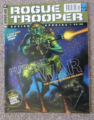 2000AD - ROGUE TROOPER Action Special 1996