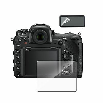 Nikon D500 Screen Protector, MYECOGO Camera HD Tempered Glass LCD Screen Prot...