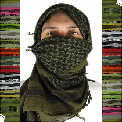 Wholesale Bulk Mato & Hash Military Shemagh Tactical 100% Cotton Scarf Head Wrap