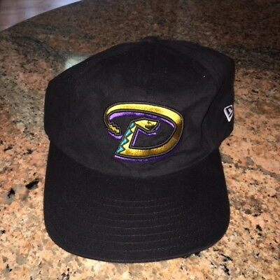 044d41c119614 ARIZONA DIAMONDBACKS NEW Era Low Profile Strapback Hat MLB New NWOT ...