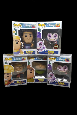 Funko - Disney - The Emperor's New Groove POP - Sets and Individuals -  New