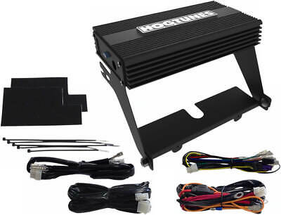 Hogtunes Nca 450-Aa 200 Watt 4 Channel Amp Kit Harley 2000-13 Touring 4405-0338