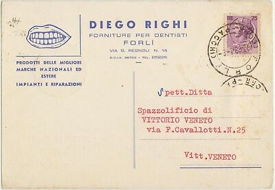 Forli' - Diego Righi - Forniture Per Dentisti 1963