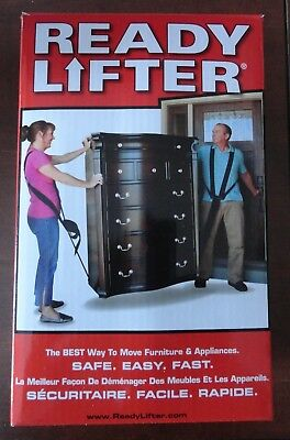 READY LIFTER  NP8500 The best way to move Furniture and Appliances
