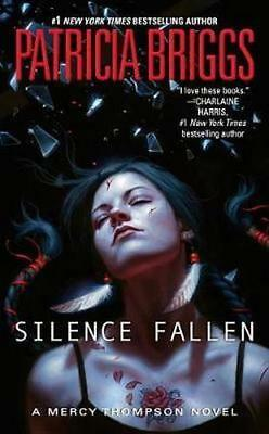 NEW Silence Fallen By Patricia Briggs Paperback Free Shipping