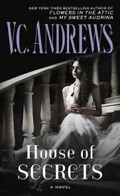 NEW House of Secrets By V. C. Andrews Paperback Free Shipping