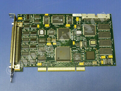 National Instruments PCI-1422 NI IMAQ Video Frame Grabber Card RS422