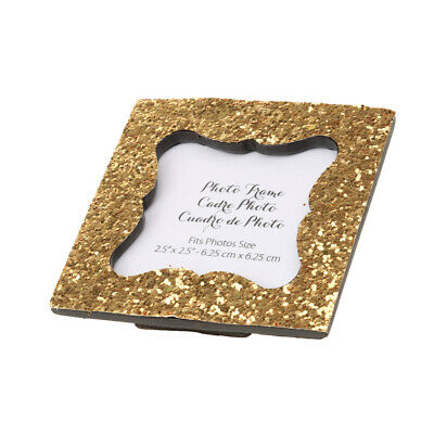 Retro Style Resin Stand Photo Picture Frame Wedding Home Table Decoration