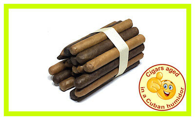 Cigars Sampler. Bundle of 20. Aged in a humidor.