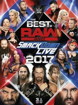 WWE: Best Of Raw And Smackdown [New DVD] 3 Pack, Ac-3/Dolby Digital, Amaray Ca