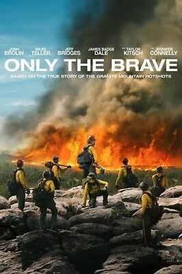 Only The Brave [New DVD] Ac-3/Dolby Digital, Dolby, Dubbed, Subtitled, Widescr