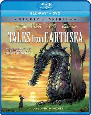 Tales From Earthsea [New Blu-ray] 2 Pack, Subtitled, Widescreen