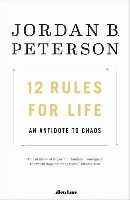 12 Rules For Life: An Antidote to Chaos By Jordan Peterson - Epub