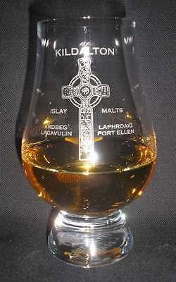 The Kildalton Malts Glencairn Scotch Whisky Tasting Glass