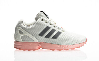 sneakers for cheap 6a75e cf5e9 ADIDAS Originals ZX Flux Donna Taglia UK 4 5 Vivido Rosso Tela Nuova -  mainstreetblytheville.org