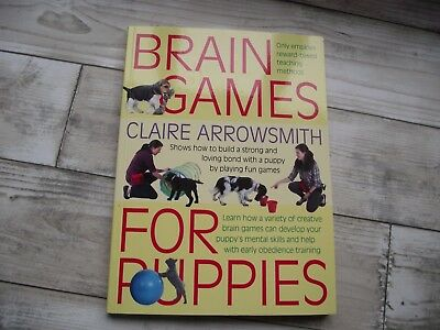 Brain Games for Puppies book