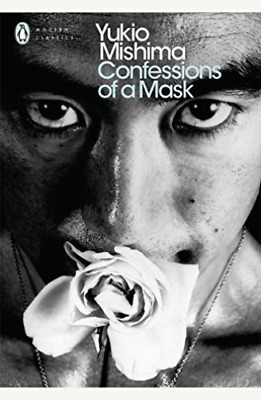Confessions of a Mask  BOOK NEW