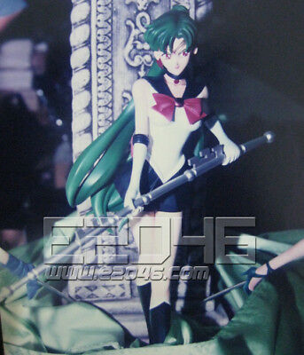 Model Garage Kit E2046 Resin Neu Unbenutzt Sailor Pluto Moon 1/4