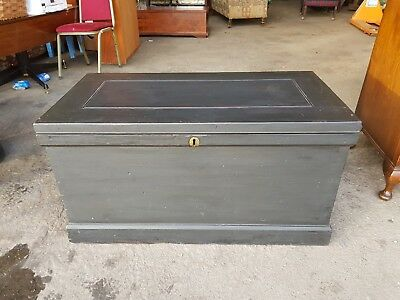 Antique 20th Century Cabinet Makers Chest