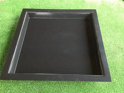 400mmx400mm Smooth Plain Paver Mould Make Your Own Pavers Concrete Garden