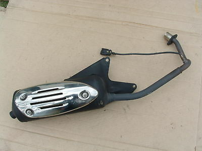 Piaggio Fly 150 Ie 3V 2015 Model Exhaust Muffler