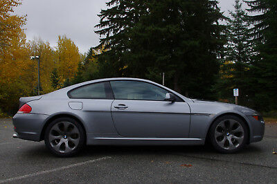 BMW: 6-Series 645 same as the 650 BMW 645 (same as 650) 6 series, 2004 Auto 150,000KM, Amazing car!!!