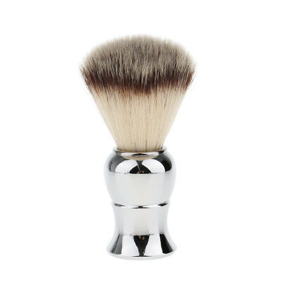 Men Soft Nylon Shaving Brush Barber Salon's Beard Mustache Hair Removal Tool