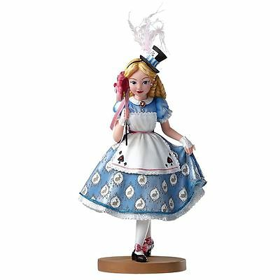 Disney Haute Couture Alice in Wonderland 65th Anniversary Masquerade Figurine