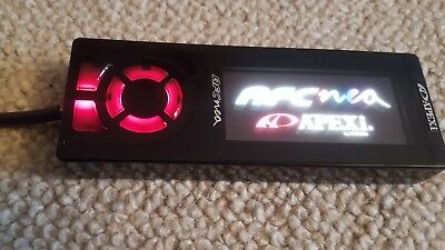 Apexi Neo Safc Vafc Colour Black Instuctions + Wiring  Manuals Included